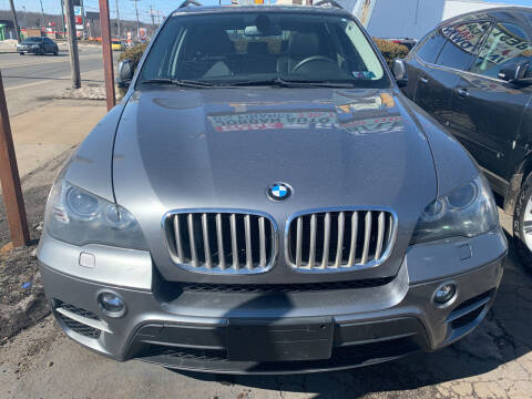 2011 BMW X5 for sale at JORDAN AUTO SALES in Youngstown OH