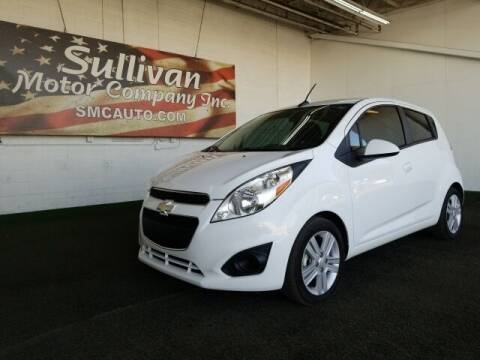 2014 Chevrolet Spark for sale at SULLIVAN MOTOR COMPANY INC. in Mesa AZ