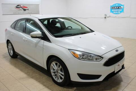 2015 Ford Focus for sale at Epic Motor Company in Chantilly VA