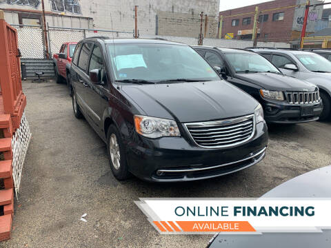 2012 Chrysler Town and Country for sale at Raceway Motors Inc in Brooklyn NY