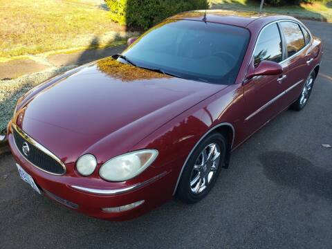 2005 Buick LaCrosse for sale at KC Cars Inc. in Portland OR