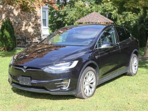 2016 Tesla Model X for sale at Professionals Auto Sales in Philadelphia PA