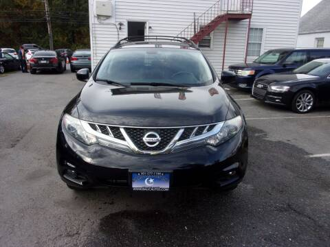 2012 Nissan Murano for sale at Balic Autos Inc in Lanham MD