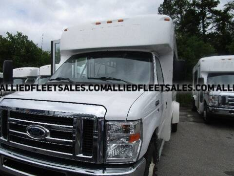 2016 Ford E-350ShuttleBus for sale at Allied Fleet Sales in Saint Charles MO