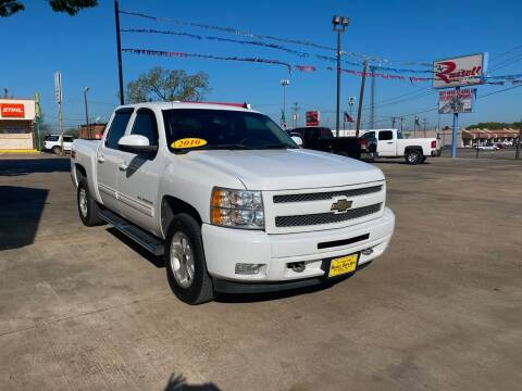 2010 Chevrolet Silverado 1500 for sale at Russell Smith Auto in Fort Worth TX