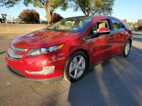 2014 Chevrolet Volt for sale at Matador Motors in Sacramento CA