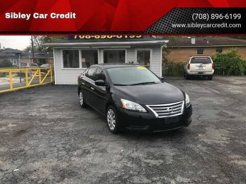 2014 Nissan Sentra for sale at Sibley Car Credit in Dolton IL