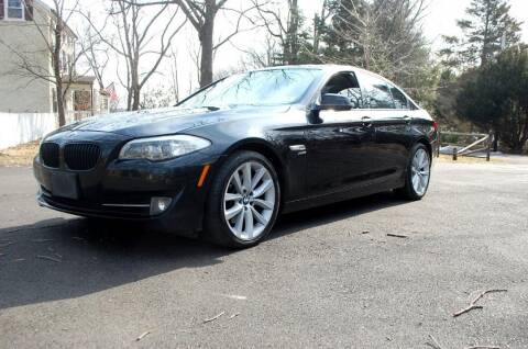 2011 BMW 5 Series for sale at New Hope Auto Sales in New Hope PA