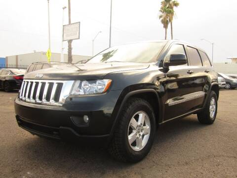 2012 Jeep Grand Cherokee for sale at More Info Skyline Auto Sales in Phoenix AZ
