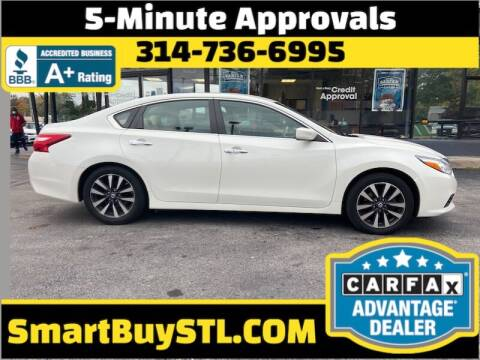 2016 Nissan Altima for sale at Smart Buy Car Sales in St. Louis MO