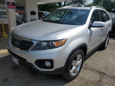 2012 Kia Sorento for sale at New Wheels in Glendale Heights IL