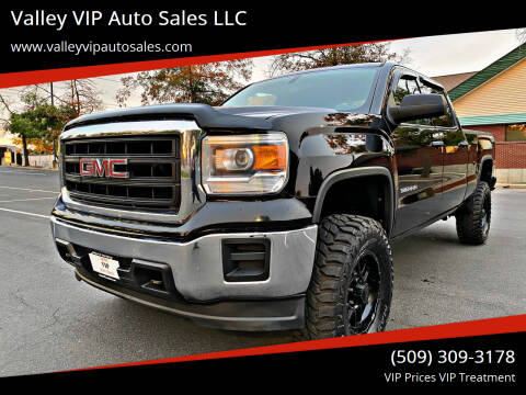 2014 GMC Sierra 1500 for sale at Valley VIP Auto Sales LLC - Valley VIP Auto Sales - E Sprague in Spokane Valley WA