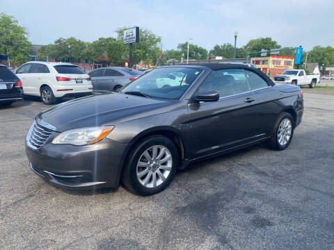 2014 Chrysler 200 Convertible for sale at BWK of Columbia in Columbia SC