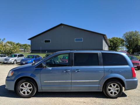 2011 Chrysler Town and Country for sale at Rochester Motorworks in Rochester MN
