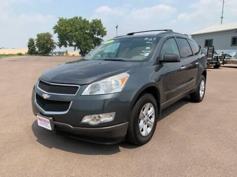 2011 Chevrolet Traverse for sale at De Anda Auto Sales in South Sioux City NE