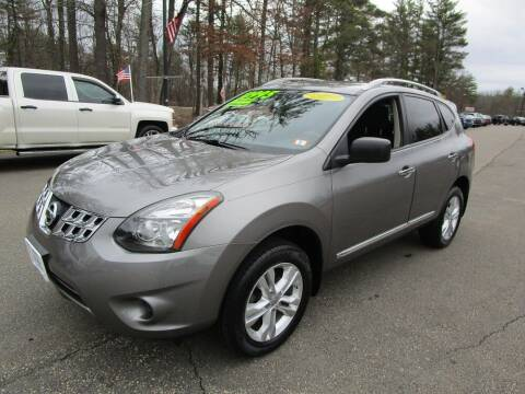 2015 Nissan Rogue Select for sale at Jays Auto & Truck Sales LLC in Loudon NH
