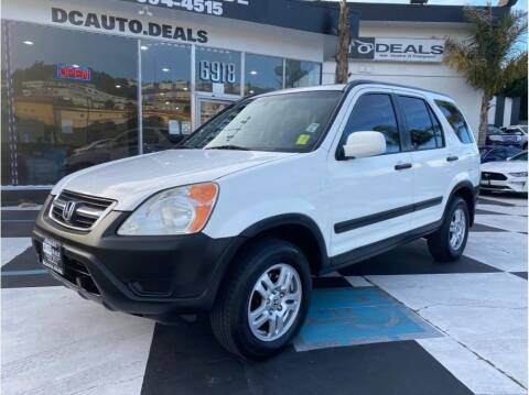 2004 Honda CR-V for sale at AutoDeals in Daly City CA