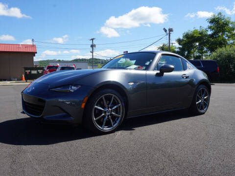 2017 Mazda MX-5 Miata RF for sale at Stephens Auto Center of Beckley in Beckley WV