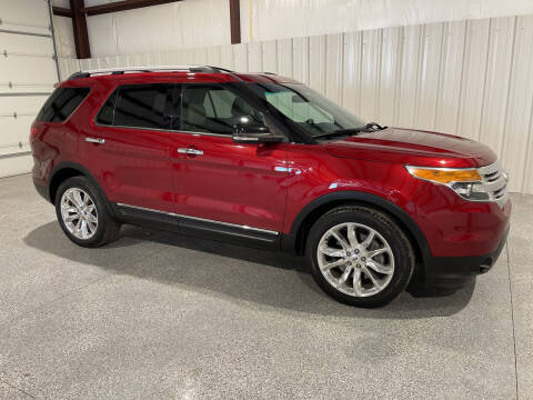 2015 Ford Explorer for sale at Hatcher's Auto Sales, LLC in Campbellsville KY