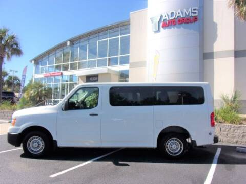 2020 Nissan NV Passenger for sale at Adams Auto Group Inc. in Charlotte NC