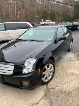 2007 Cadillac CTS for sale at Delong Motors in Fredericksburg VA