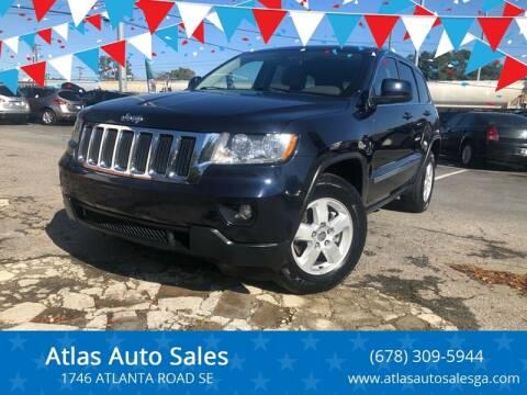 2011 Jeep Grand Cherokee for sale at Atlas Auto Sales in Smyrna GA