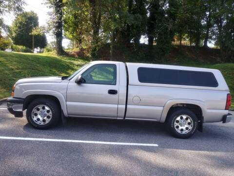 2007 Chevrolet Silverado 1500 Classic for sale at Thompson Auto Sales Inc in Knoxville TN
