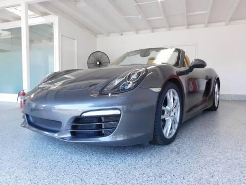 2013 Porsche Boxster for sale at Milpas Motors in Santa Barbara CA