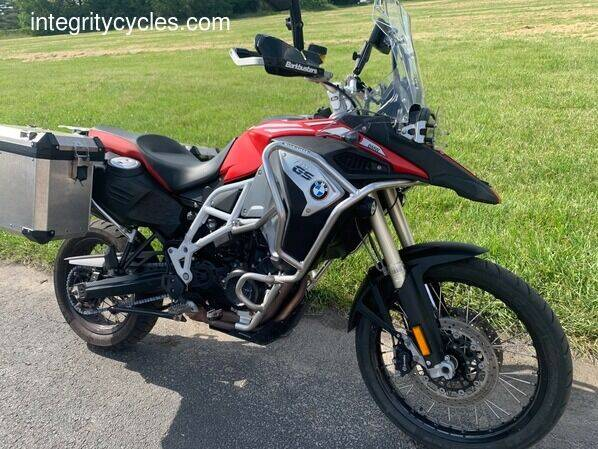 2017 BMW F800 GS for sale at INTEGRITY CYCLES LLC in Columbus OH