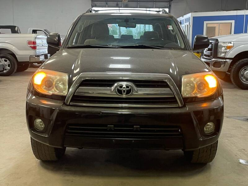 2008 Toyota 4Runner for sale at Ricky Auto Sales in Houston TX