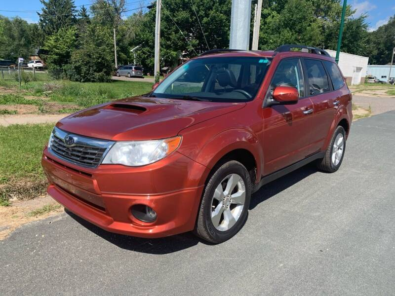 2010 Subaru Forester for sale at ONG Auto in Farmington MN
