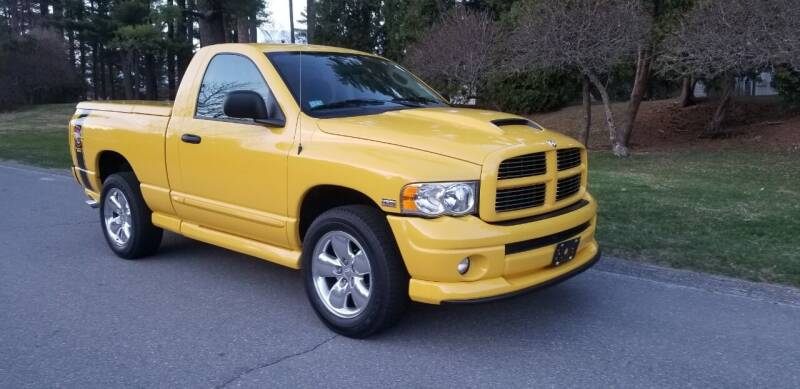 2005 Dodge Ram Pickup 1500 for sale at Classic Motor Sports in Merrimack NH