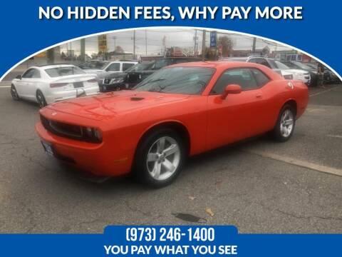 2010 Dodge Challenger for sale at Route 46 Auto Sales Inc in Lodi NJ