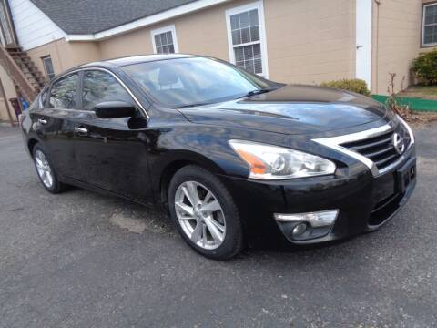 2015 Nissan Altima for sale at Liberty Motors in Chesapeake VA
