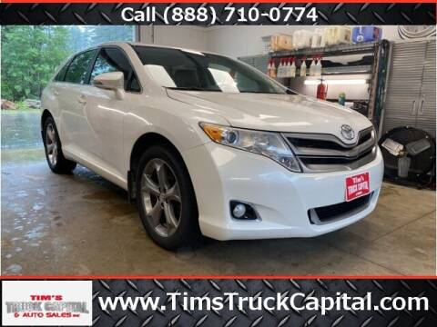 2013 Toyota Venza for sale at TTC AUTO OUTLET/TIM'S TRUCK CAPITAL & AUTO SALES INC ANNEX in Epsom NH