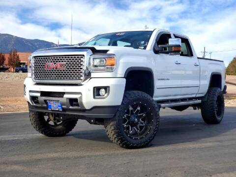 2015 GMC Sierra 2500HD for sale at Lakeside Auto Brokers Inc. in Colorado Springs CO