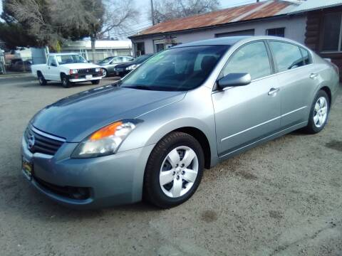 2007 Nissan Altima for sale at Larry's Auto Sales Inc. in Fresno CA