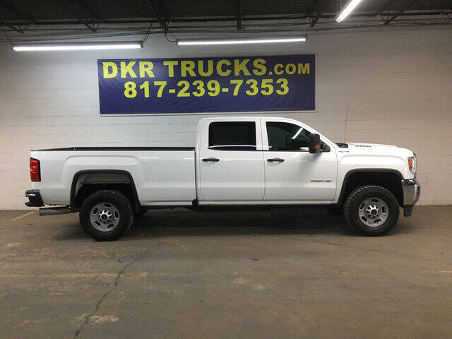 2017 GMC Sierra 2500HD for sale at DKR Trucks in Arlington TX