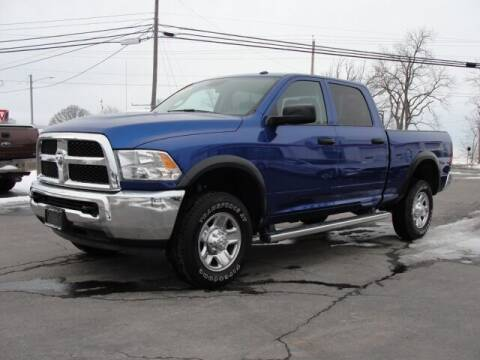 2018 RAM Ram Pickup 2500 for sale at Caesars Auto in Bergen NY