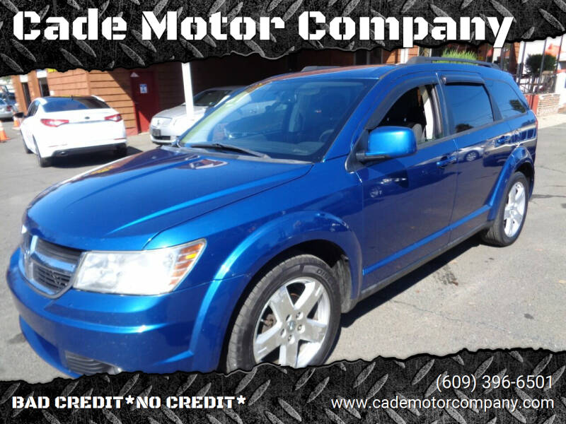 2010 Dodge Journey for sale at Cade Motor Company in Lawrenceville NJ