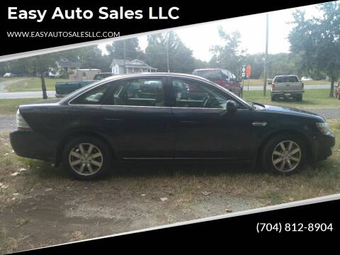 2009 Ford Taurus for sale at Easy Auto Sales LLC in Charlotte NC