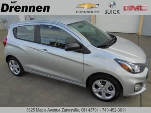 2021 Chevrolet Spark for sale at Jeff Drennen GM Superstore in Zanesville OH