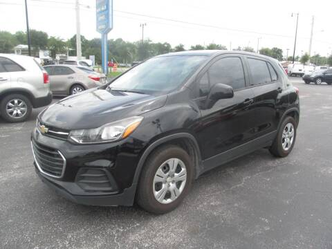 2017 Chevrolet Trax for sale at Blue Book Cars in Sanford FL