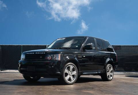 2013 Land Rover Range Rover Sport for sale at MATRIX AUTO SALES INC in Miami FL