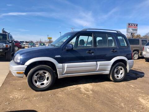 2000 Suzuki Grand Vitara for sale at TnT Auto Plex in Platte SD