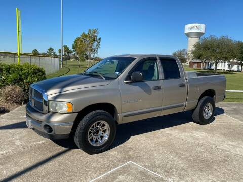 2002 Dodge Ram Pickup 1500 for sale at M A Affordable Motors in Baytown TX
