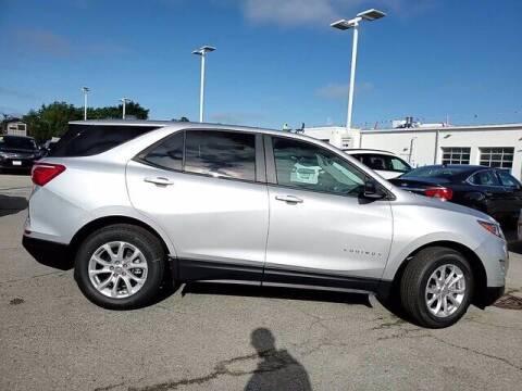 2020 Chevrolet Equinox for sale at Hawk Chevrolet of Bridgeview in Bridgeview IL