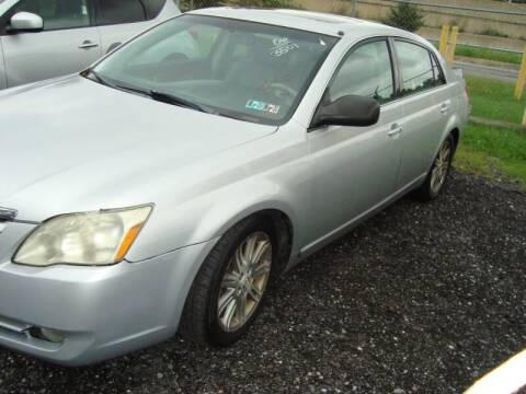 2006 Toyota Avalon for sale at Branch Avenue Auto Auction in Clinton MD