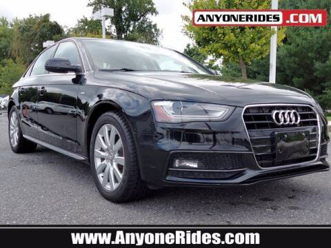 2015 Audi A4 for sale at ANYONERIDES.COM in Kingsville MD