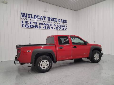 2004 Chevrolet Colorado for sale at Wildcat Used Cars in Somerset KY